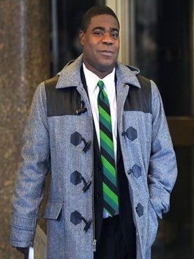 Tracy Morgan Files Suit Against Walmart