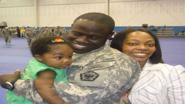My Life As A Military Wife: My Husband Just Returned from Afghanistan