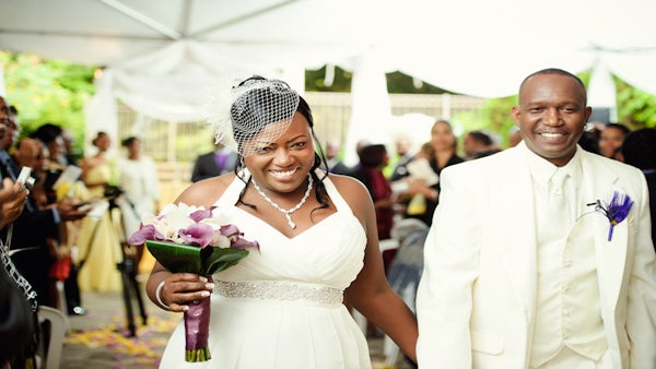 Bridal Bliss: A Blessed Love