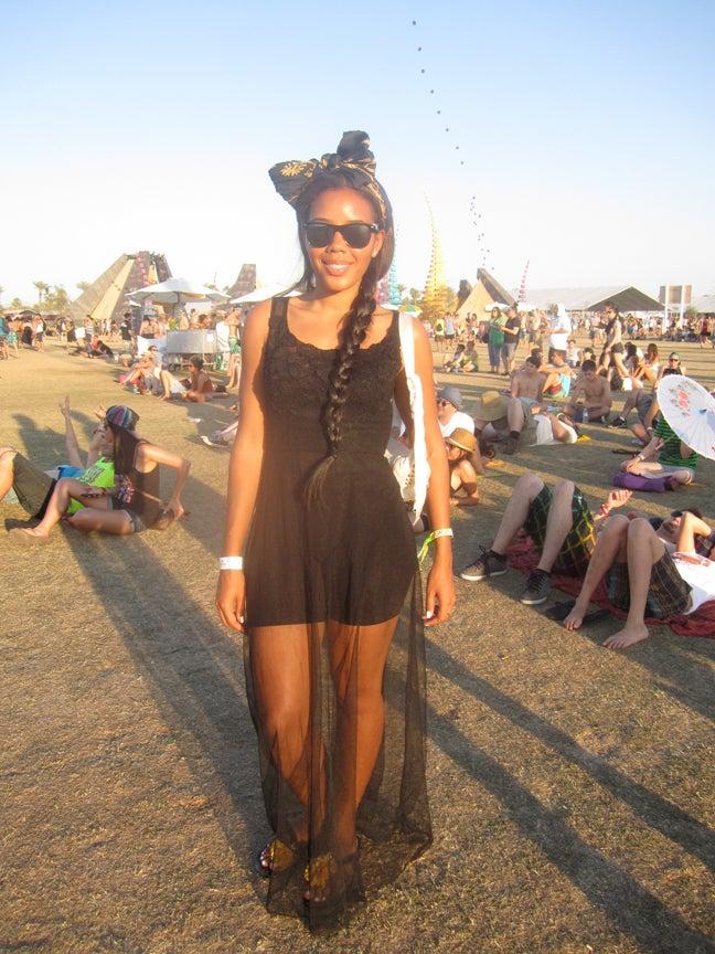 Street Style: Coachella Music Festival