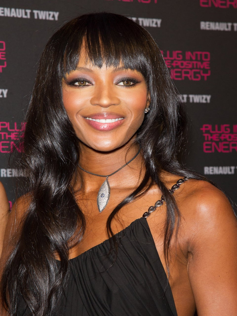 Naomi Campbell Joins New Modeling Reality Show