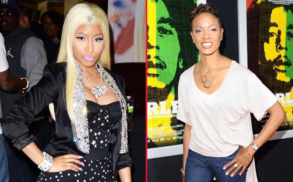 MC Lyte Says 'Nicki Minaj is a Savvy Businesswoman'