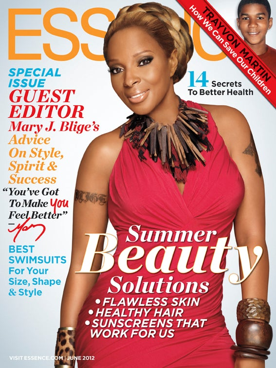 Mary J. Blige is Guest Editor of ESSENCE's June Issue