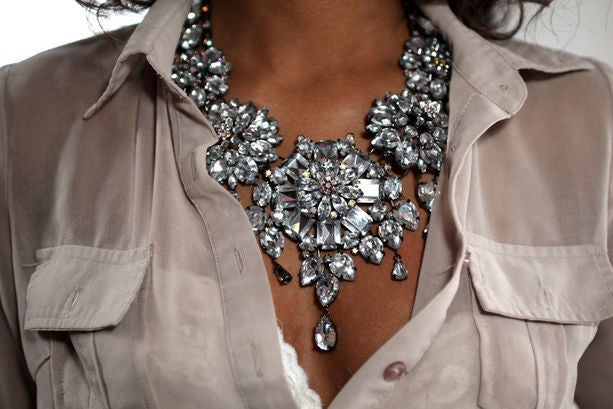 Accessories Street Style: Statement Necklaces