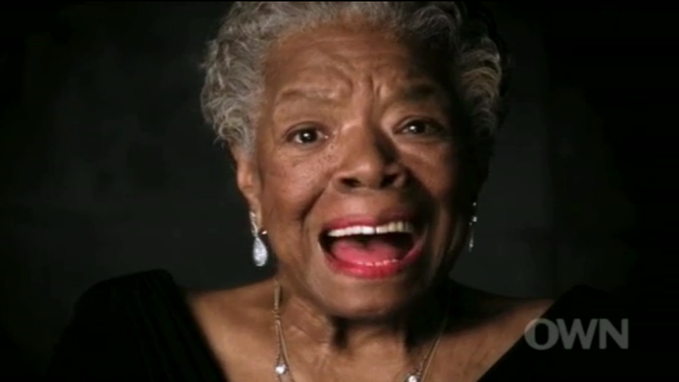 Exclusive: Maya Angelou on the 'Rainbows' That Have Made Her Life Brighter