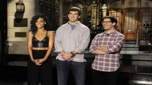 Must-See: Watch Rihanna Perform 'Where Have You Been' on 'Saturday Night Live'