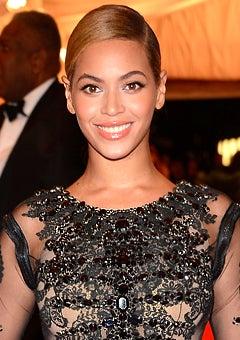 Celeb Beauty: Beyoncé's Makeup Evolution