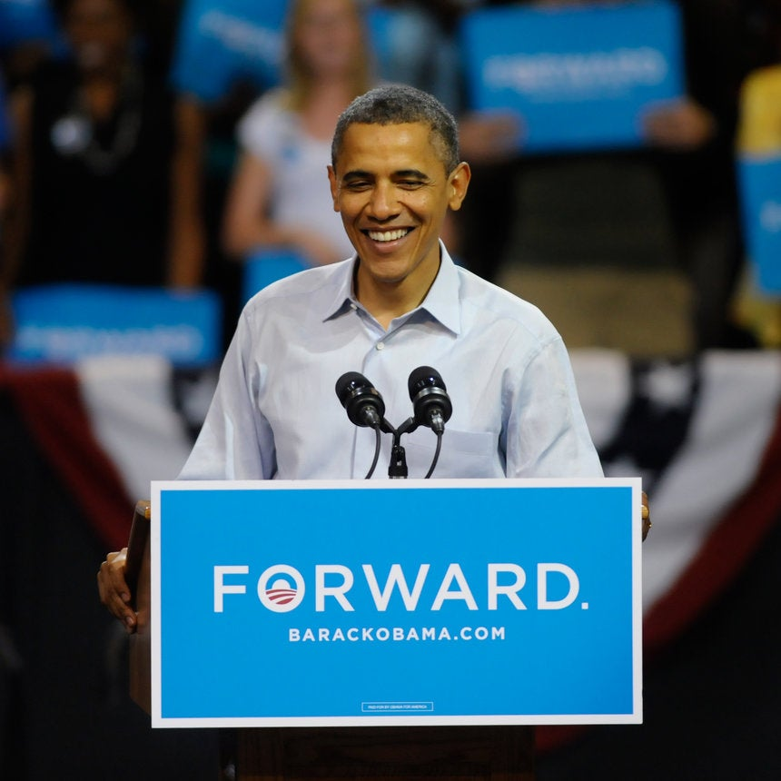 Four Pieces of Advice for President Obama's Reelection Campaign