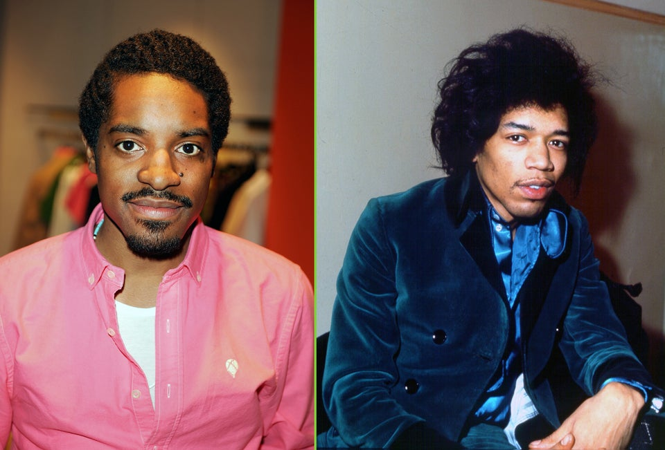 André 3000 to Shoot Jimi Hendrix Biopic in Ireland
