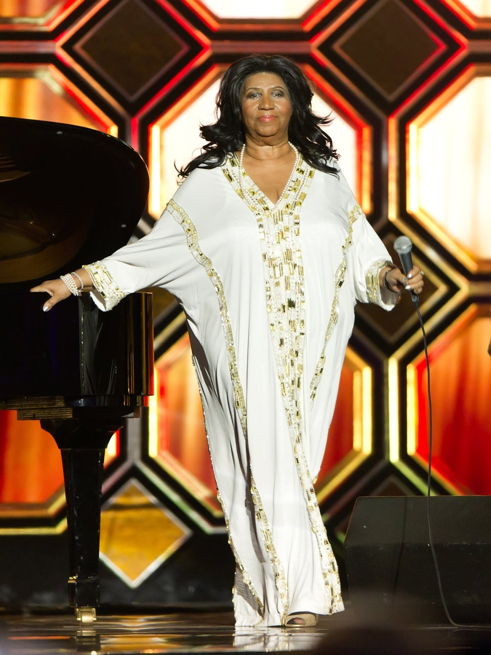 Aretha Franklin to Be Inducted Into the Gospel Hall of Fame