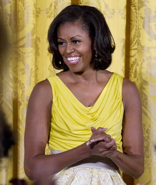 Must-See: Michelle Obama's Mother's Day Tea Party