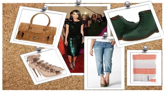 Chic Mom Essentials: Liya Kebede