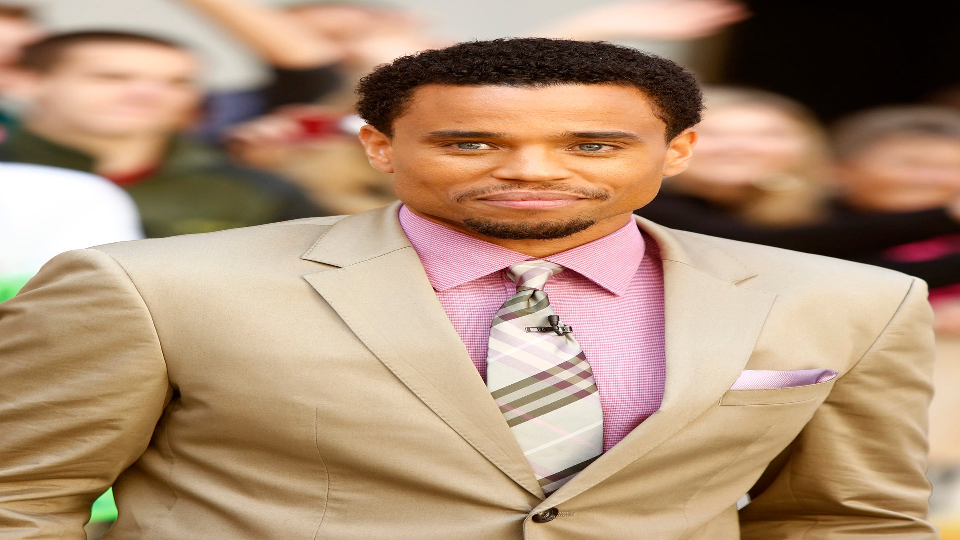 Eye Candy: Michael Ealy Lays Down the Law