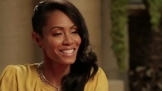 Exclusive: Jada Pinkett Smith, Willow and Her Own Mom Answer Mother's Day 'Red Table' Questions