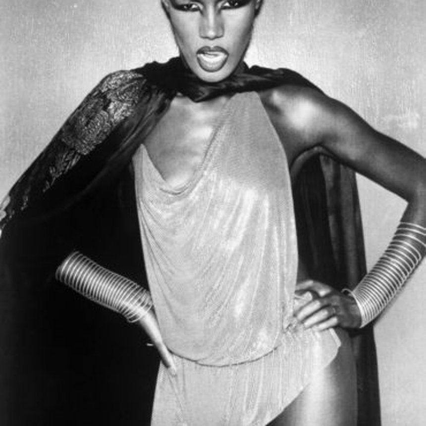 Fashion Flashback: 17 Times Grace Jones Slayed the Fashion Game