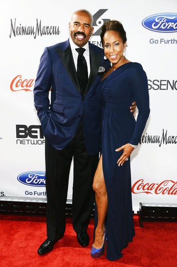 Image result for STEVE AND MARJORIE HARVEY getty image