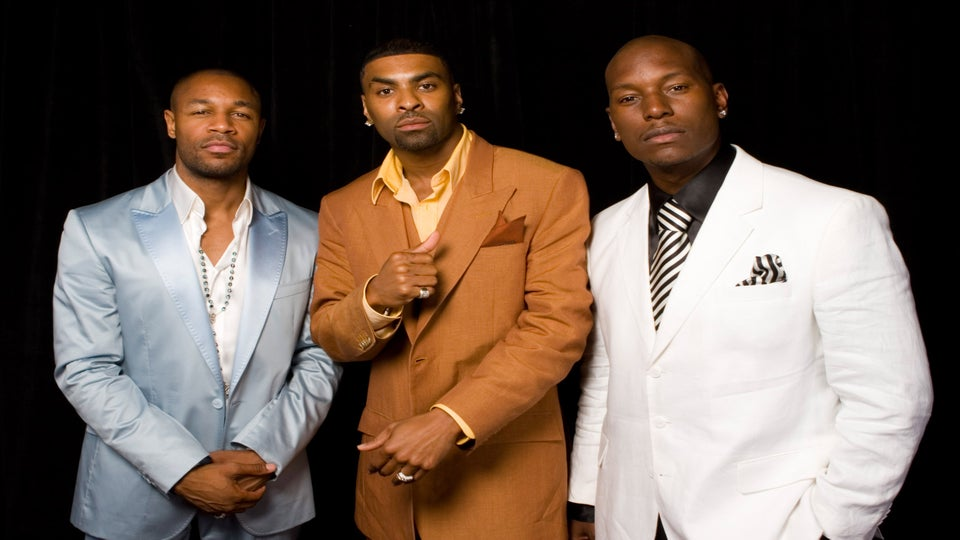 Coffee Talk: Tank, Ginuwine and Tyrese Reunite for New Music