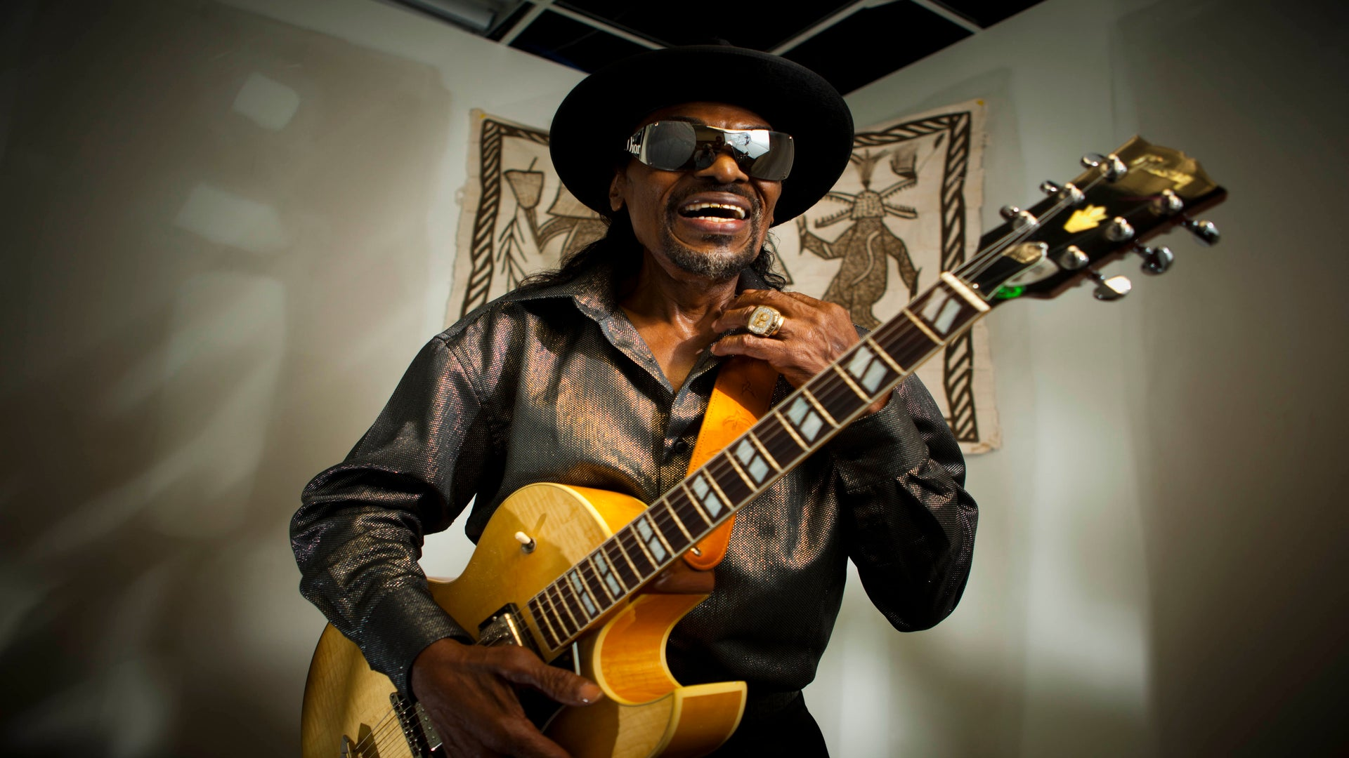 Chuck Brown, 'Godfather of Go-Go', Dead at 75