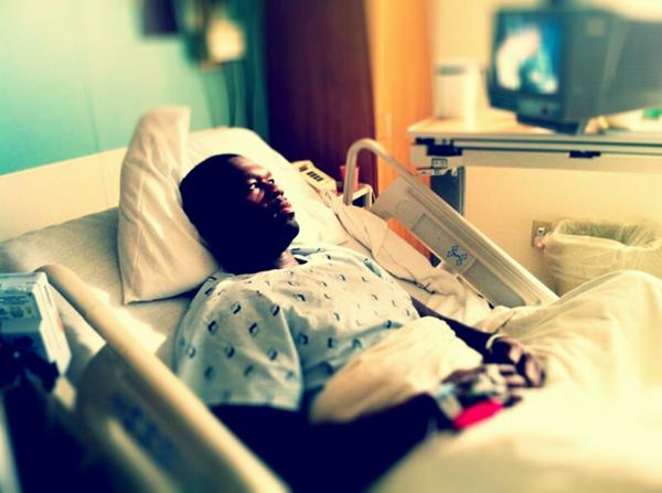Coffee Talk: 50 Cent Hospitalized, Faces Surgery