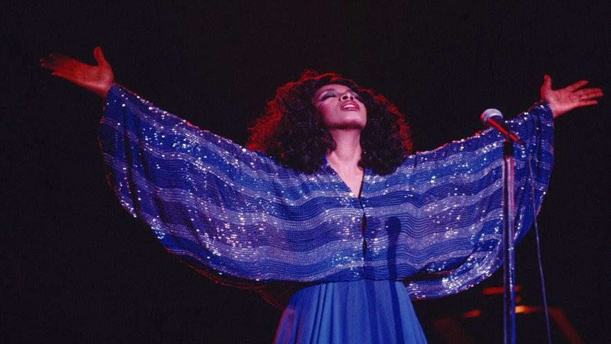 Fashion Flashback: Donna Summer