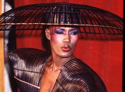 Fashion Flashback: Grace Jones
