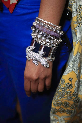 Accessories Street Style: Accessory Overload