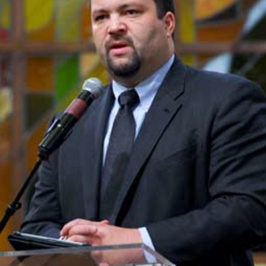 NAACP President Benjamin Jealous to Step Down