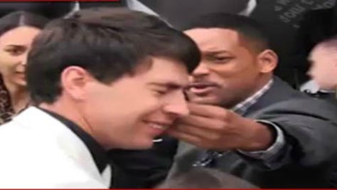 Will Smith Slaps Reporter Over Kiss: Was He Right or Wrong?