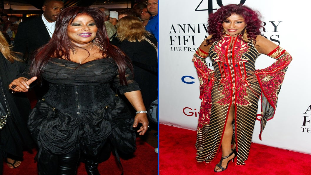 25 Celebs Who've Lost Weight Successfully