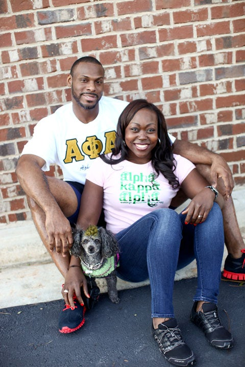 Just Engaged: Lauren and Jamal