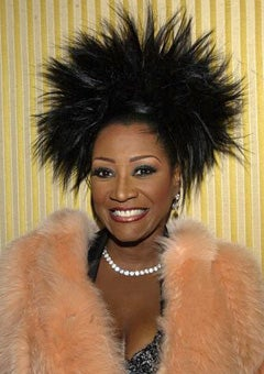 Hairstyle File: Patti LaBelle's Wildest Hairstyles