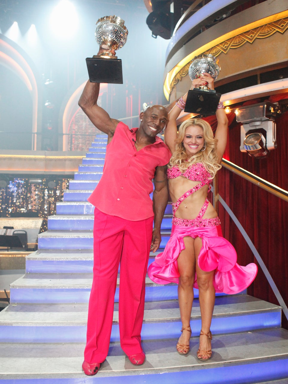 Coffee Talk: Donald Driver Wins 'Dancing with the Stars'