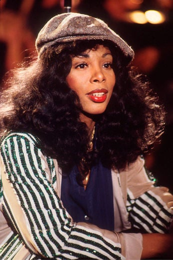 Friends and Family Gather for Donna Summer's Funeral