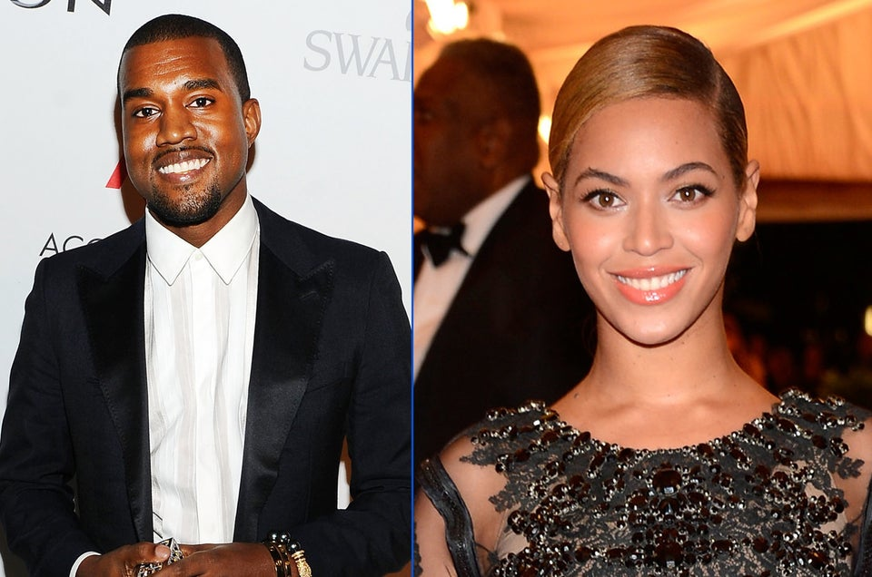 Kanye West and Beyoncé Earn the Most BET Awards Nominations