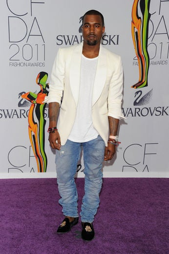 Coffee Talk: Kanye West Debuts Short Film in Cannes