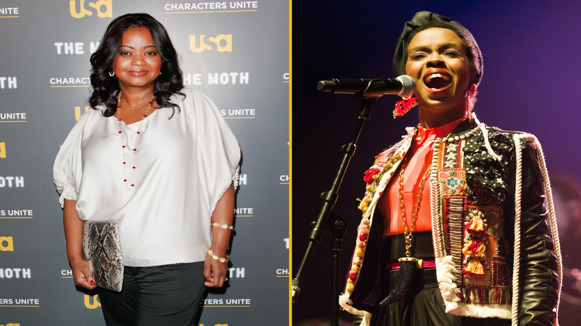 Happy Birthday, Octavia Spencer & Lauryn Hill