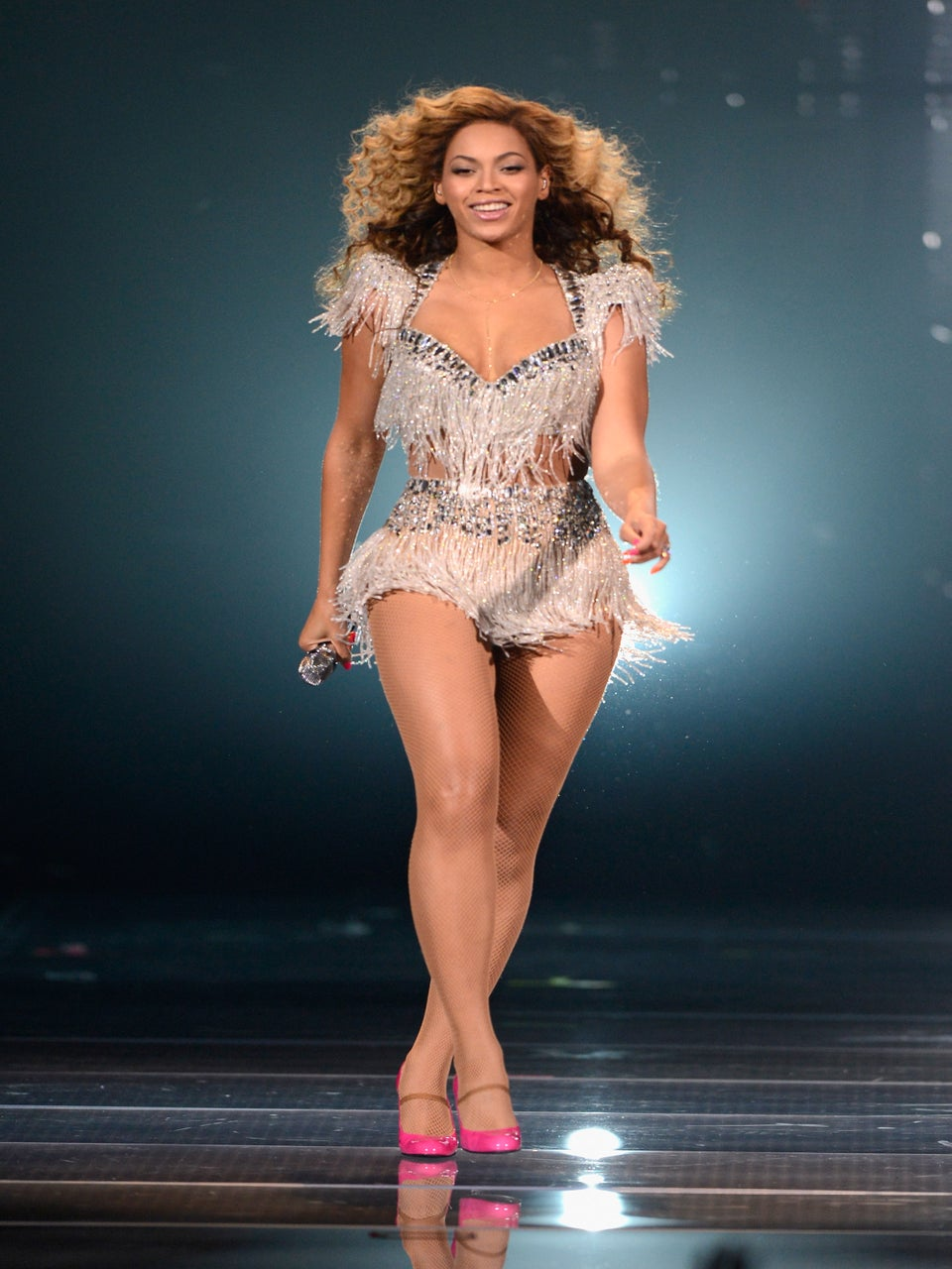 Beyoncé Gets Back to Business at Atlantic City's Revel