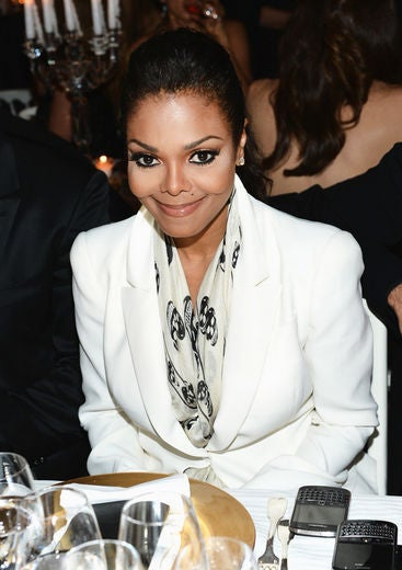 Janet, Jermaine and More Banned from Katherine's Home