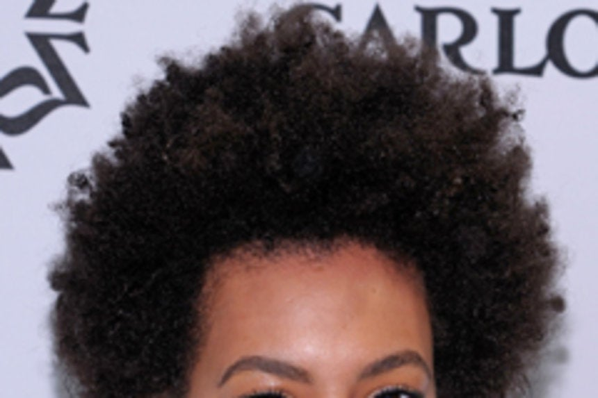 Exclusive: Solange Knowles Shares Her Natural Hair Secrets ...