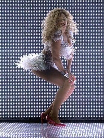 Beyoncé's Revel Concert Costumes