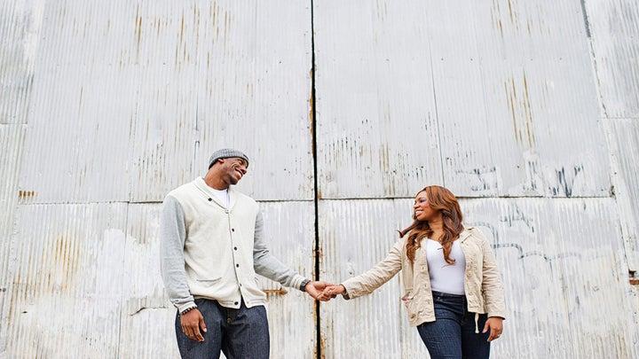 Just Engaged: Shekinah and Thaddeus