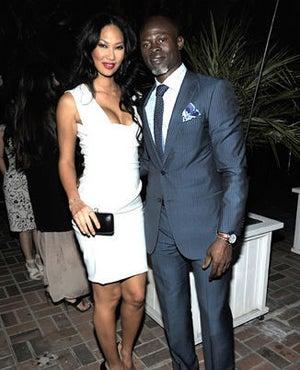 Kimora Lee Simmons and Djimon Hounsou Break Up