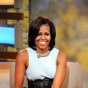 First Lady Style: Statement Necklaces