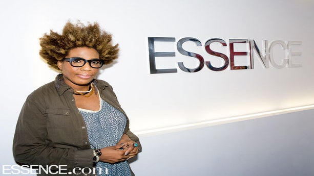 Coffee Talk Video: Macy Gray on Her New Album, Featuring a Duet with Idris Elba