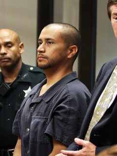 George Zimmerman Returns to Florida to Surrender