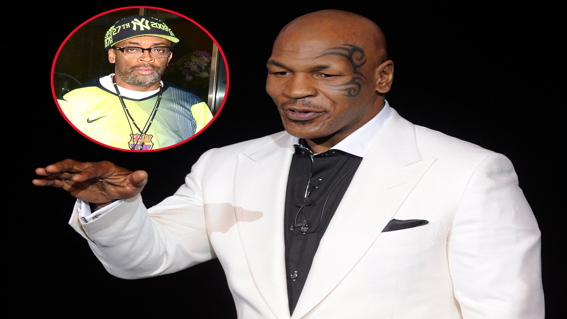 Spike Lee to Direct Mike Tyson's Broadway Play