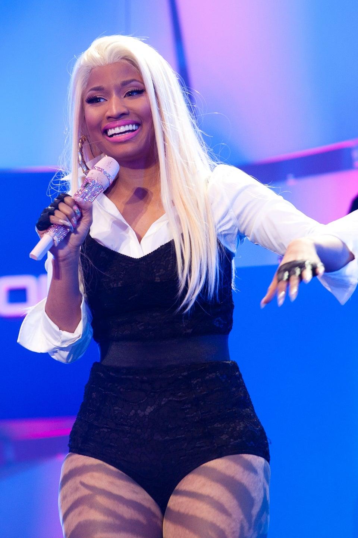 Nicki Minaj Lashes Out at Critics On Twitter