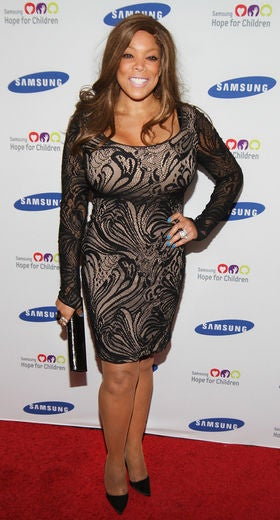 Wendy Williams Talks Plastic Surgery, Wigs, and Her 500-Plus Shoe Collection