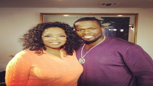 Five Things Oprah Learned About 50 Cent