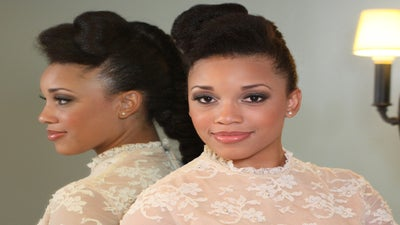 Ask the Experts: Natural Hairstyles for Your Wedding Day